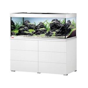 Aquarium EHEIM Proxima + Meuble (Blanc) - 325l