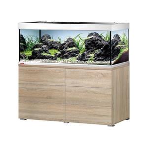 Aquarium EHEIM Proxima + Meuble (Chêne) - 325l