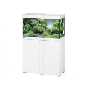 Aquarium EHEIM Vivaline + Meuble (Blanc) - 126l