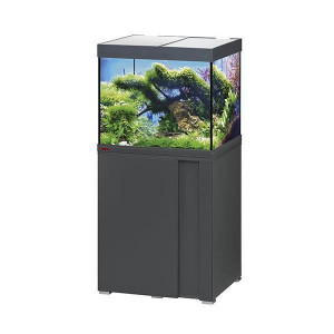 Aquarium EHEIM Vivaline + Meuble (Anthracite) - 150l