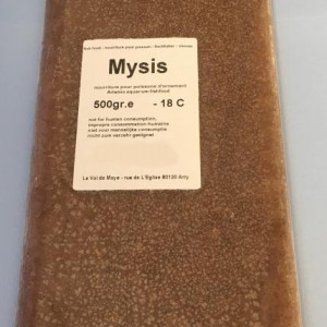 Mysis congelées (500g)