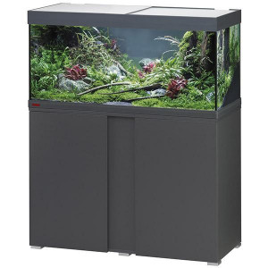 Aquarium EHEIM Vivaline + Meuble (Anthracite) - 180l