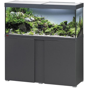 Aquarium EHEIM Vivaline + Meuble (Anthracite) - 240l