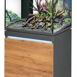 Aquarium EHEIM Incpiria + Meuble (Graphit Nature) - 230l