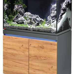 Aquarium EHEIM Incpiria + Meuble (Graphit Nature) - 330l