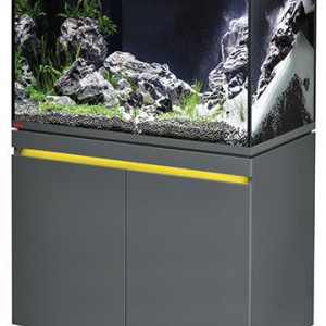 Aquarium EHEIM Incpiria + Meuble (Graphit) - 330l