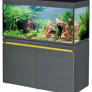 Aquarium EHEIM Incpiria + Meuble (Graphit) - 430l