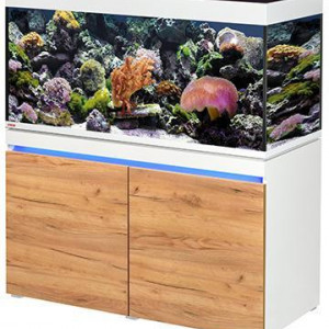 Aquarium EHEIM Incpiria Marine + Meuble (Alpin Nature) - 430l