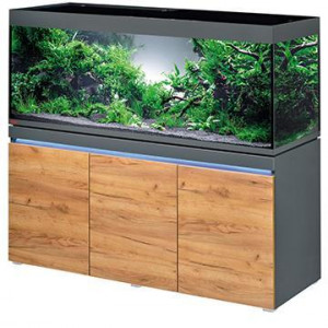 Aquarium EHEIM Incpiria + Meuble (Graphit Nature) - 530l