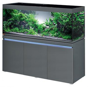 Aquarium EHEIM Incpiria + Meuble (Graphit) - 530l