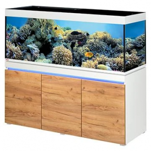 Aquarium EHEIM Incpiria Marine + Meuble (Alpin Nature) - 530l