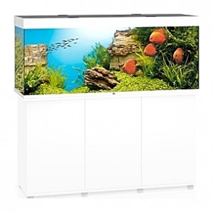 Aquarium JUWEL Rio (Blanc) - 450l
