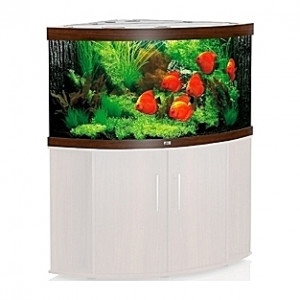 Aquarium JUWEL Trigon (Brun) - 350l