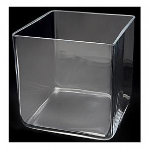 Cube en verre - 7L