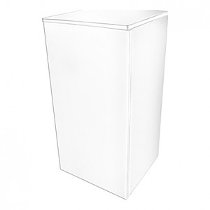 Meuble Dupla Cube Stand 80 (Blanc)