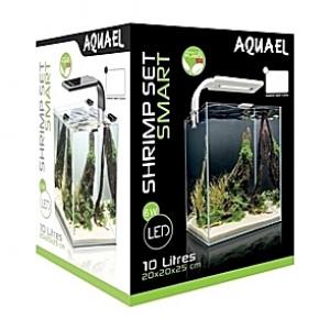 Aquarium AQUAEL SHRIMPSET (Noir) - 10L