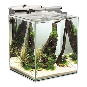 Aquarium AQUAEL Fish&Shrimp (Blanc) - 49L