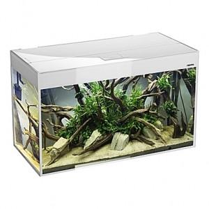 Aquarium AQUAEL Glossy 150 (Blanc) - 405L