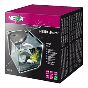 Aquarium NEWA MORE 20 (Noir) - 18L