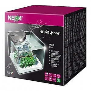 Aquarium NEWA MORE 30 (Noir) - 28L