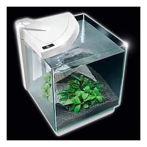Aquarium NEWA MORE 20 (Blanc) - 18L