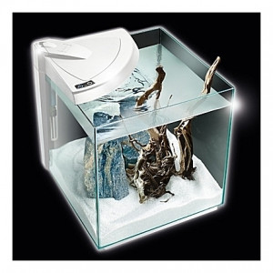 Aquarium NEWA MORE 30 (Blanc) - 28L