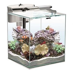 Aquarium NANO REEF DUO BLANC - 49L