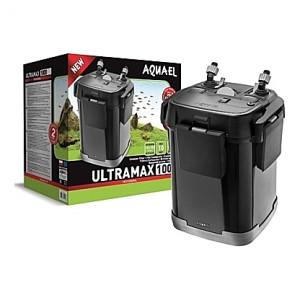 Filtre externe AQUAEL ULTRAMAX (aquarium < 300L) 1000 l/h