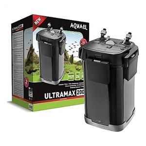 Filtre externe AQUAEL ULTRAMAX (aquarium < 700L) 2000 l/h