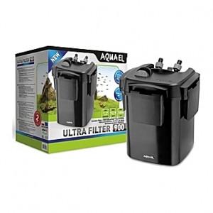 Filtre externe AQUAEL ULTRA 900 (aquarium < 200L) 1000 l/h