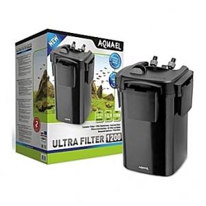 Filtre externe AQUAEL ULTRA (aquarium < 200L) 1200 l/h