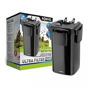 Filtre externe AQUAEL ULTRA (aquarium < 500L) 1400 l/h