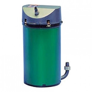 Filtre externe EHEIM CLASSIC 600 (aquarium <600L) 1000 l/h + robinets