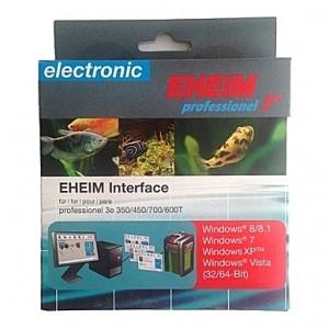 Interface (Câble USB/Logiciel) EHEIM pour filtre électronique pro 3e 350/450/700/600T et 4e+350