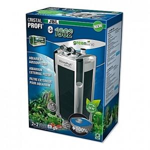 Filtre externe JBL CRISTAL PROFI e1902 greenline (aquarium <800L) 1900 l/h