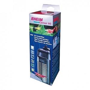 Filtre interne d'angle EHEIM AquaCorner 60 (aquarium <60L) 200 l/h