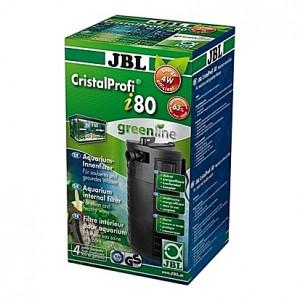 Filtre interne d'angle CristalProfi i80 greenline JBL (aquarium <110L) 150-420 l/h
