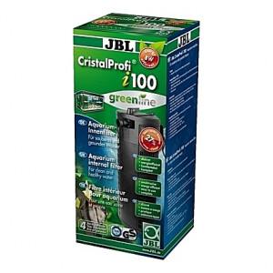 Filtre interne d'angle CristalProfi i100 greenline JBL (aquarium <160L) 300-720 l/h