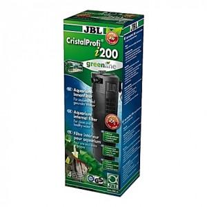 Filtre interne d'angle CristalProfi i200 greenline JBL (aquarium <200L) 300-720 l/h