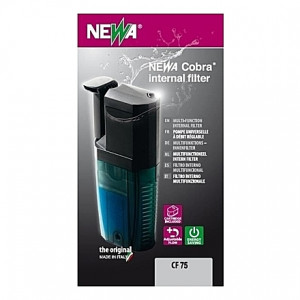 Filtre interne COBRA 75 (aquarium <75L) 100-250 l/h