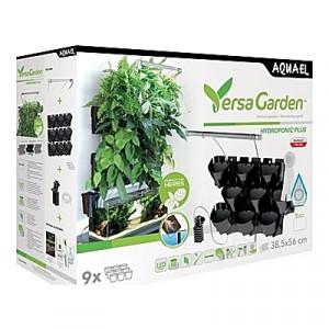 Mur végétal AQUAEL Versa Garden Plus - Kit hydroponie 9 pots