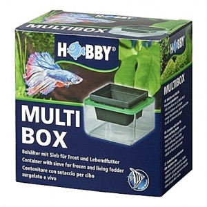Tamis et boîte de stockage de nourriture vivante HOBBY MultiBox