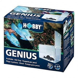 Piège à poissons HOBBY Genius