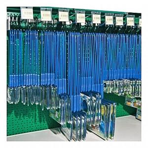 Epuisette Premium fines mailles JBL 15 cm (manche de 40 cm)