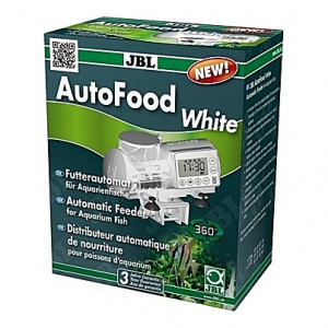 Distributeur automatique de nourriture JBL AutoFood (Blanc)