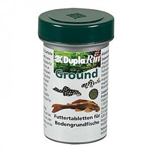 Comprimés pour loricariidés et poissons de fond Dupla Rin Ground 180ml