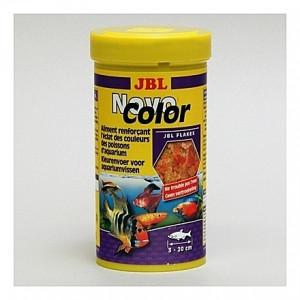 Flocons renforçant l'éclat des couleurs JBL NovoColor 250ml