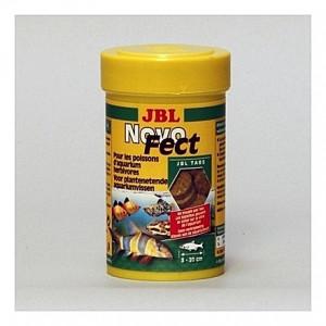 160 Comprimés pour herbivores JBL NovoFect 100ml