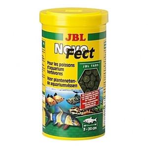 1800 Comprimés pour herbivores JBL NovoFect 1L