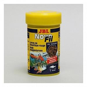 Larves de moustique rouge séchées JBL NovoFil 100ml